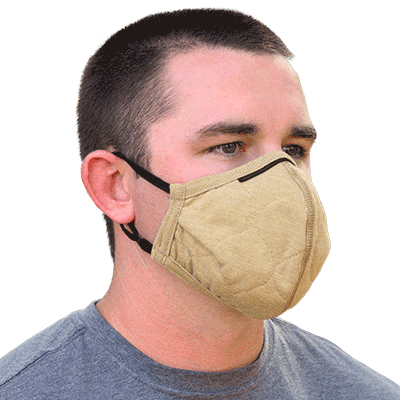 PGI BarriAire Gold Particulate Mask - 32001-00-194071 - Feature Image Thumbnail
