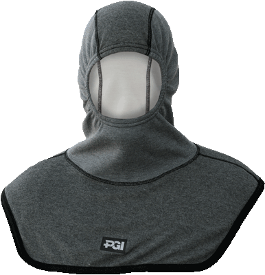 Critical Coverage Particulate Hood Extended Bib with Nomex<sup>®</sup> Nano Flex Face Opening 39706-00-169093